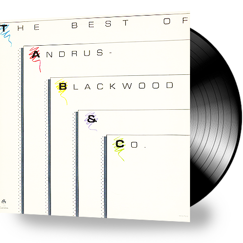 Andrus Blackwood - The Best of Andrus Blackwood & Co (Vinyl)
