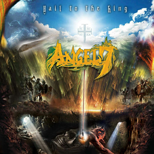 ANGEL 7 - HAIL TO THE KING (CD)
