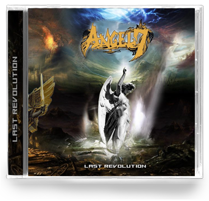 Angel 7 - Last Revolution (CD)  Seventh Angel