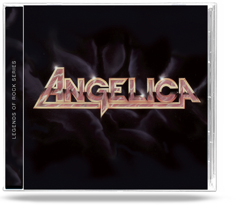 ANGELICA - ANGELICA (CD) REMASTERED Dennis Cameron & Rob Rock