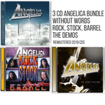 Angelica - 3 Album Bundle