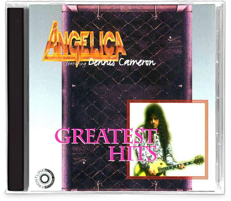 Angelica - Greatest Hits (CD) - Christian Rock, Christian Metal