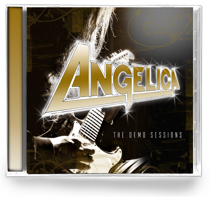 Angelica - The Demo Sessions (New-CD) *2019 - Christian Rock, Christian Metal