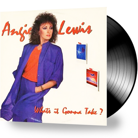 Angie Lewis - What's It Gonna Take (Vinyl)