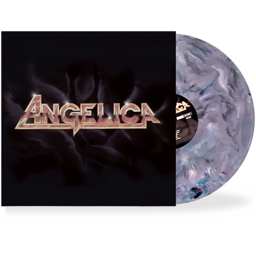ANGELICA (*COLORED VINYL) LIMITED RUN VINYL 100 UNITS - Christian Rock, Christian Metal