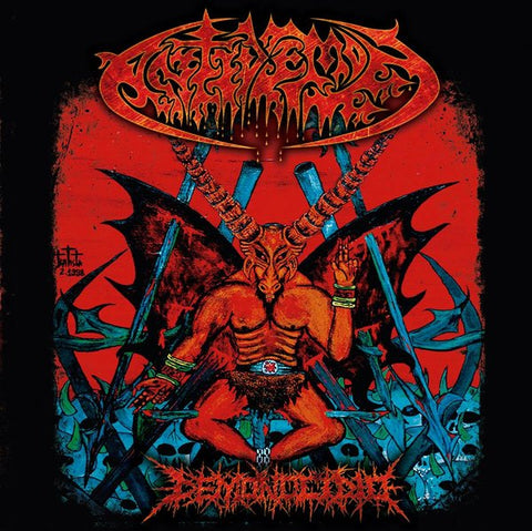 ANTIDEMON - DEMONICIDE (CD)