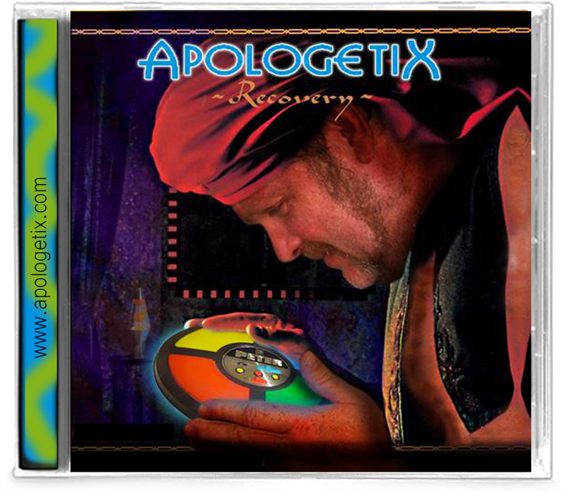 Apologetix - Recovery (CD) - Christian Rock, Christian Metal