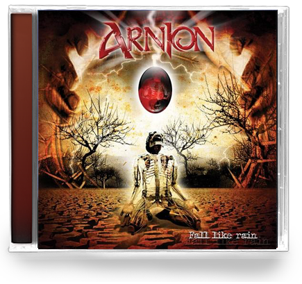 Arnion - Fall Like Rain (Audio CD) Thrash Metal - Christian Rock, Christian Metal