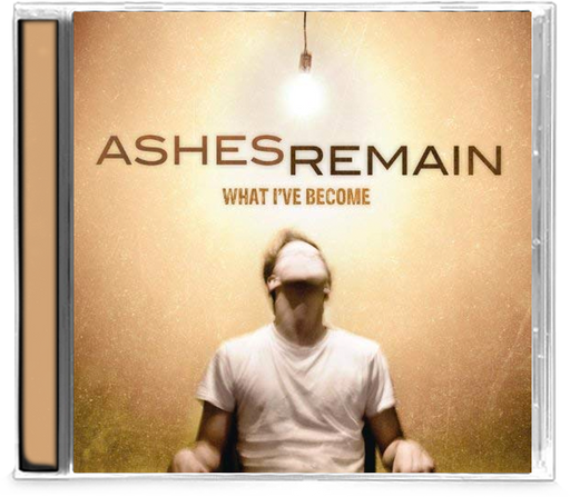 Ashes Remain - What I've Become (CD) - Christian Rock, Christian Metal