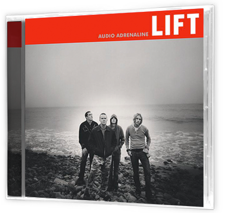 Audio Adrenaline - Lift (CD) pre-owned. MINT COND. - Christian Rock, Christian Metal