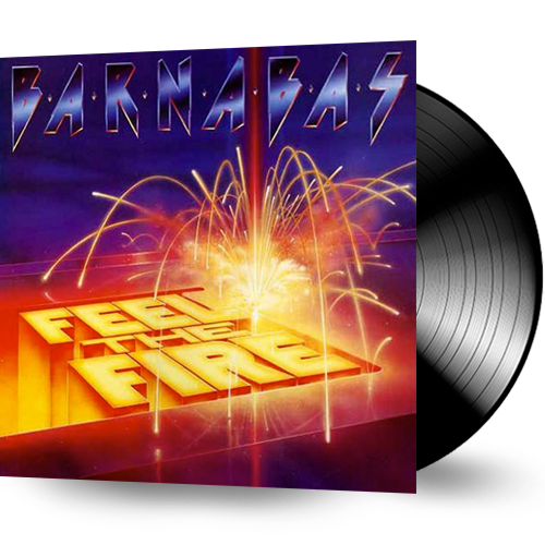 BARNABAS - FEEL THE FIRE (Vinyl)