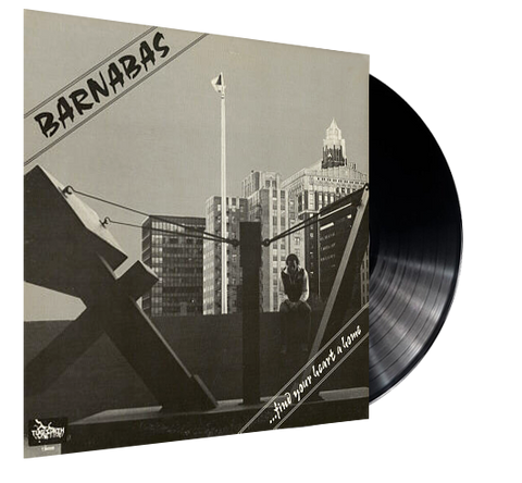 BARNABAS - FIND YOUR HEART A HOME (Vinyl) ORIGINAL PRESSING ON TUNESMITH
