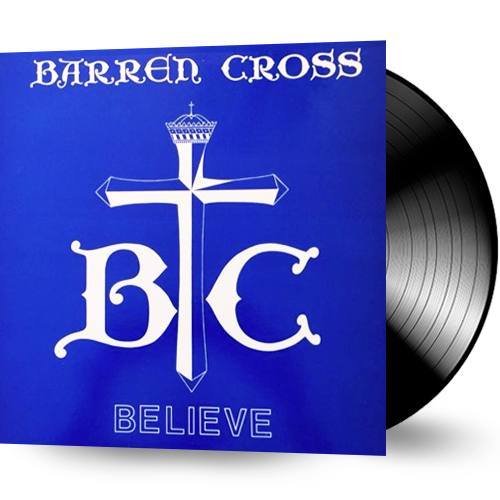 Barren Cross - Believe EP (Vinyl) pre-owned