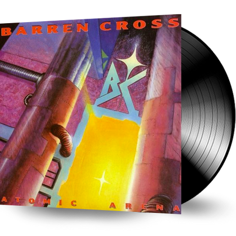 Barren Cross - Atomic Arena (Vinyl)