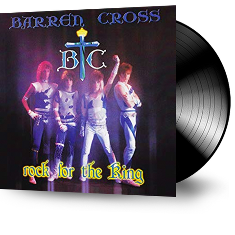 Barren Cross - Rock for the King (Vinyl)