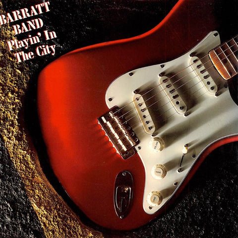 Barratt Band - Playin' In The City (Vinyl)