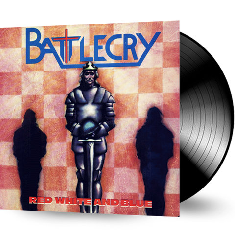 Battlecry - Red, White and Blue (Vinyl) *Still Sealed