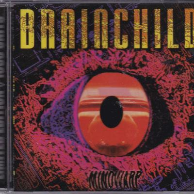 BRAINCHILD - MINDWARP (2005, Retroactive) - Christian Rock, Christian Metal