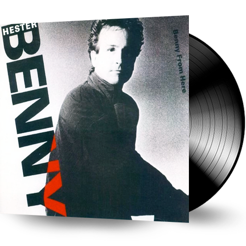 Benny Hester - Benny From Here (Vinyl) pre-owned. - Christian Rock, Christian Metal