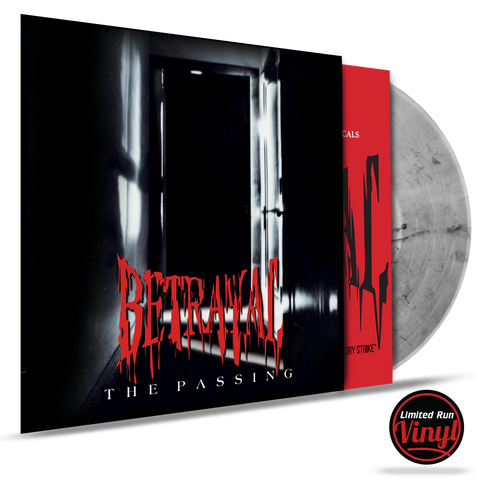 Betrayal - The Passing / THRASH (*COLORED 180 GRAM VINYL) LIMITED 100 UNITS