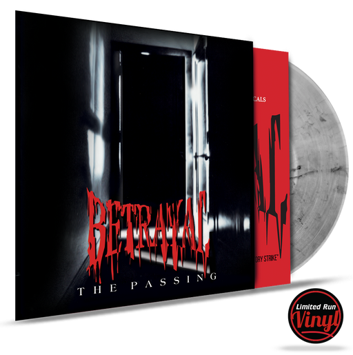 Betrayal - The Passing / THRASH (*COLORED 180 GRAM VINYL) LIMITED 100 UNITS - Christian Rock, Christian Metal