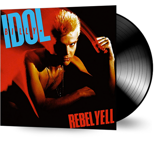 Billy Idol - Rebel Yell *(New-Vinyl) 1983 - Christian Rock, Christian Metal