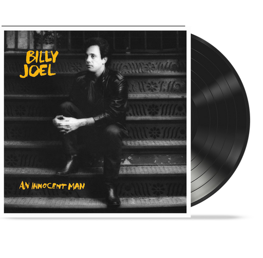 Billy Joel - An Innocent Man (Vinyl) - Christian Rock, Christian Metal