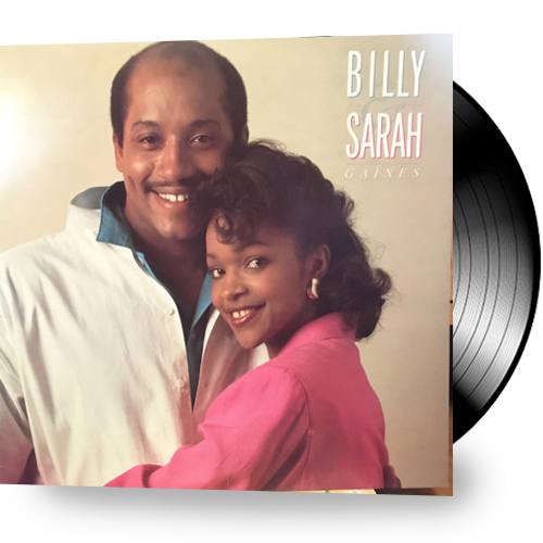 Billy & Sarah Gaines (Vinyl) - Christian Rock, Christian Metal