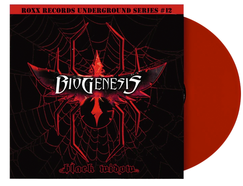 Biogenesis - Black Widow (Vinyl) Underground Series