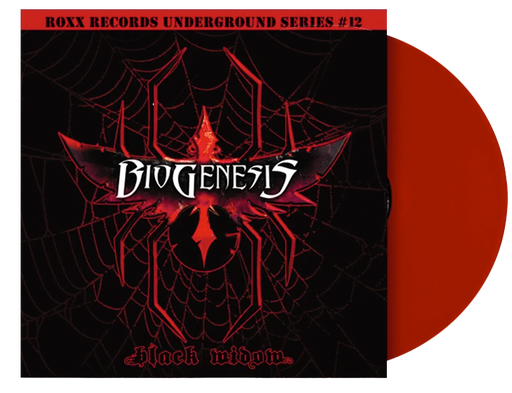 Biogenesis - Black Widow (Vinyl) Underground Series - Christian Rock, Christian Metal