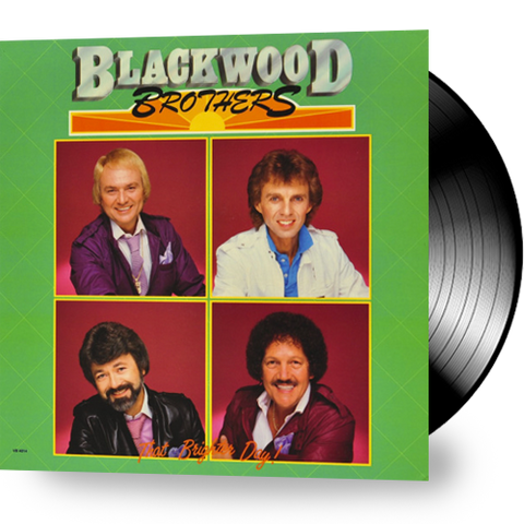 Blackwood Brothers -That Brighter Day (Vinyl)