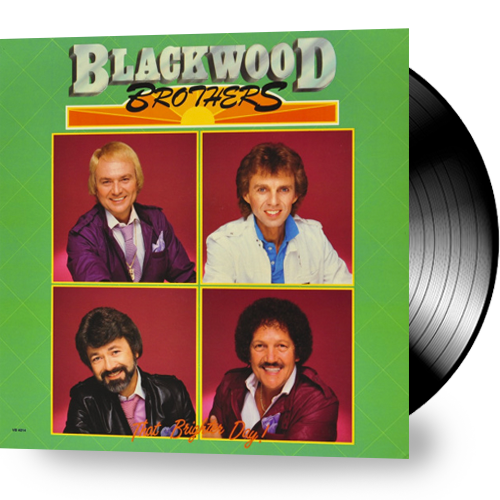 Blackwood Brothers -That Brighter Day (Vinyl) - Christian Rock, Christian Metal