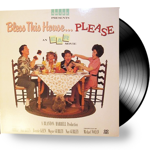 Bless This House...Please (Vinyl) Ariel Presents