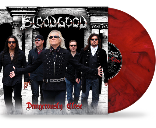 BLOODGOOD - DANGEROUSLY CLOSE (Limited Run Vinyl) 200 RED