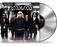BLOODGOOD - DANGEROUSLY CLOSE (Limited Run Vinyl) 200 Silver/Gray