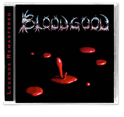 BLOODGOOD - BLOODGOOD (Legends Remastered) 2019