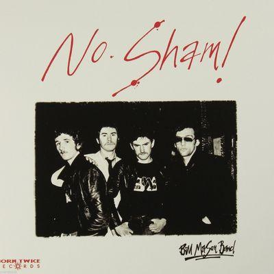 BILL MASON BAND - NO SHAM! (Legends Remastered) (1979/2011) - Christian Rock, Christian Metal