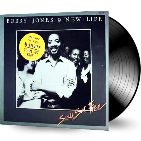 Bobby Jones & New Life - Soul Set Free