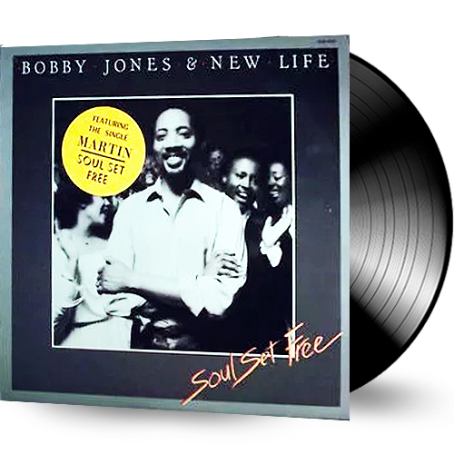 Bobby Jones & New Life - Soul Set Free - Christian Rock, Christian Metal