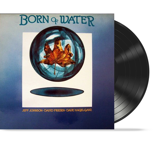 Born of Water (Vinyl) - Christian Rock, Christian Metal