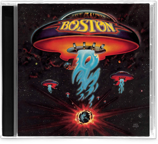Boston (CD) REMASTERED, Jewel Case Edition, New/Sealed