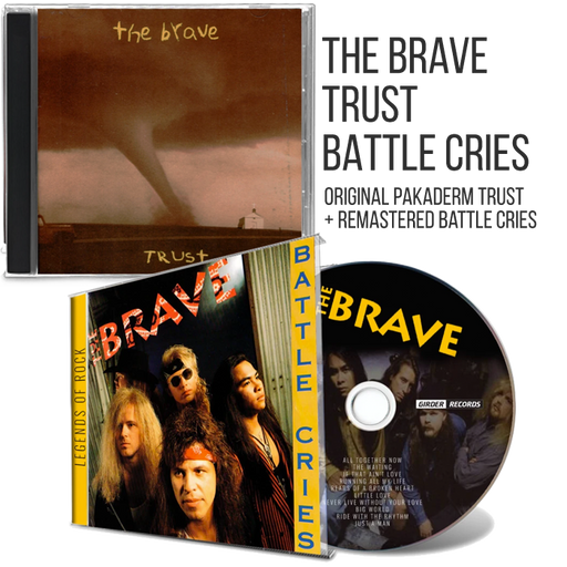 The Brave Bundle - Christian Rock, Christian Metal