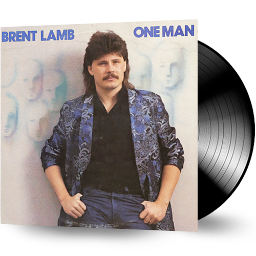 Brent Lamb - One Man (Vinyl) - Christian Rock, Christian Metal