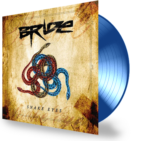 BRIDE - SNAKE EYES (Blue Vinyl)