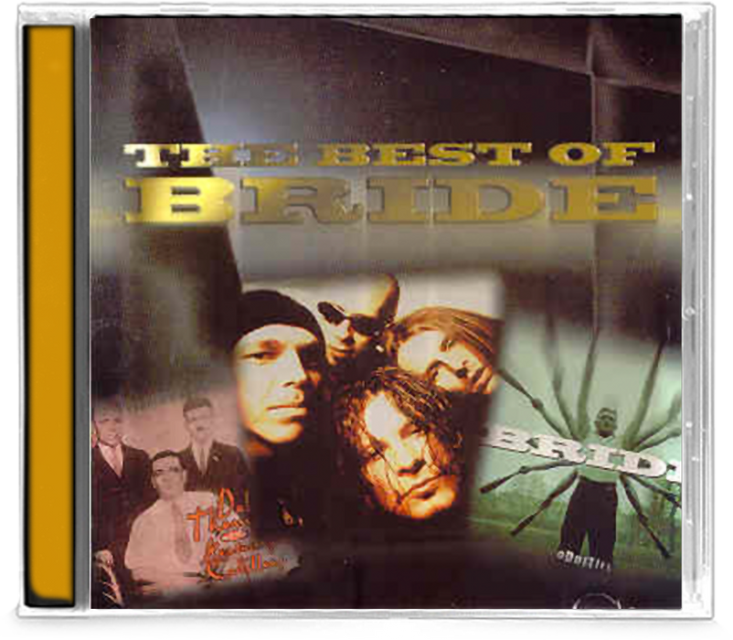 Bride - The Best of Bride (CD) - Christian Rock, Christian Metal