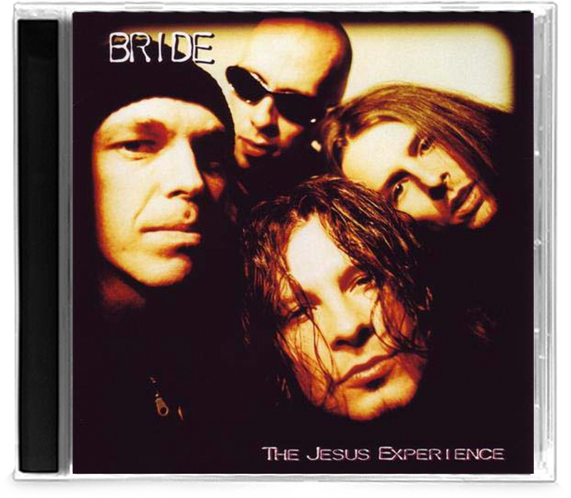 Bride - The Jesus Experience (CD) - Christian Rock, Christian Metal