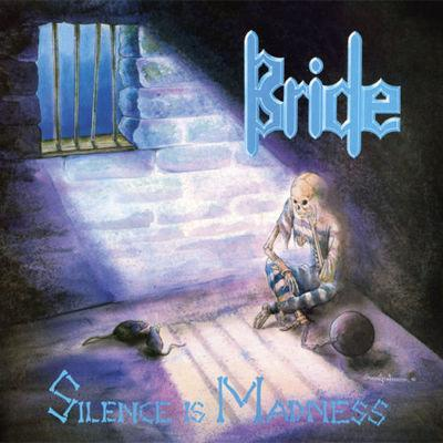 BRIDE - SILENCE IS MADNESS (2000, M8) (NO COVER) Jewel case with bonus tracks - Christian Rock, Christian Metal