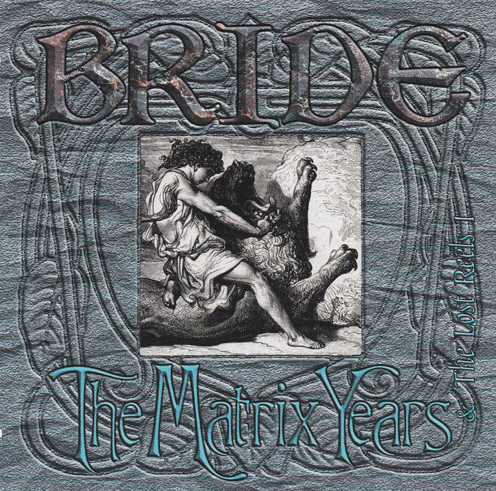 Bride ‎– The Matrix Years & Lost Reels I (CD, 2001, M8) 2 CD Set - Christian Rock, Christian Metal
