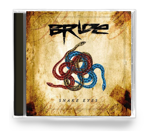BRIDE - SNAKE EYES (*NEW-CD, 2018, Retroactive Records) - Christian Rock, Christian Metal