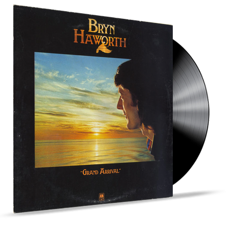 Bryn Haworth - Grand Arrival (Vinyl) White Label Promo